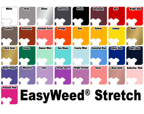 EasyWeed Stretch HTV