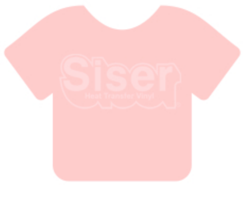Ballerina Pink Siser EasyWeed Stretch 15""