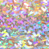 Crystal Holographic Deco Sparkle HTV
