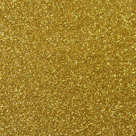 Old Gold Glitter Heat Transfer Vinyl