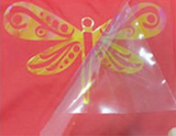 Pearl Opal Holographic Deco Sparkle Heat Transfer Vinyl