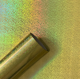 Medium Sequin Fine Holographic Glitter - Decorative Adhesive Vinyl