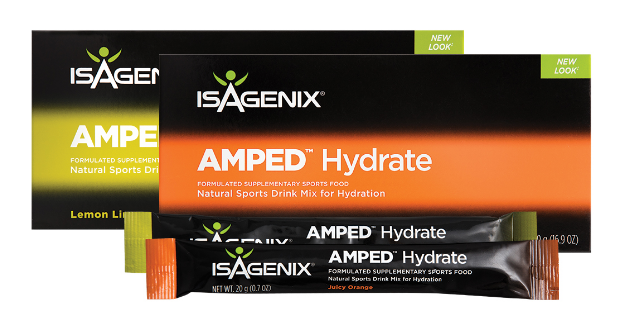 AMPED Hydrate - Tiffany Mika