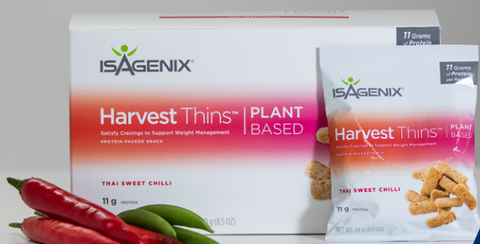Isagenix Harvest Thins