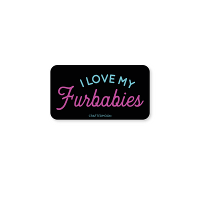 Furbabies Sticker