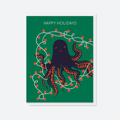 Holiday Octopus