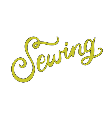 Sewing SVG File