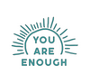 You are Enough SVG File
