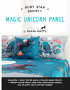 "Sarah Watts 108"" Wide Magic Unicorn Panel PREORDER *Comes with Free Art Print*"