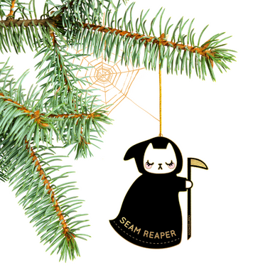 **Preorder**Special Edition Seam Reaper Tree Ornament