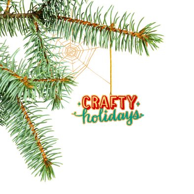 **Preorder**Special Edition Crafty Holidays Tree Ornament