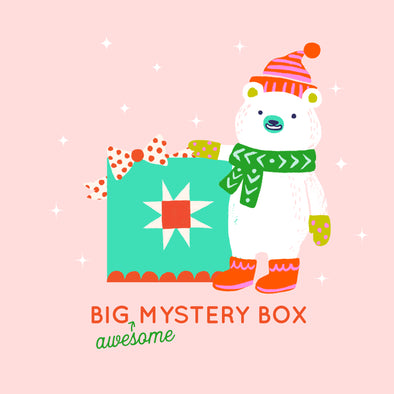 Big Mystery Box! $95 for $175 in goodies