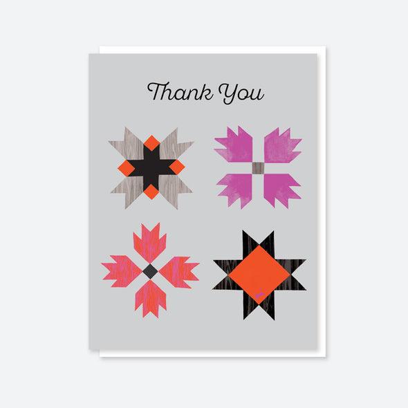 Thank You Quilter Card