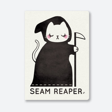 "5x7 ""Seam Reaper"" Journal"