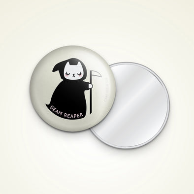 "3"" Seam Reaper Pocket Mirror"