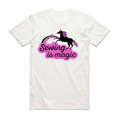 **Preorder**Special Edition Sewing is Magic Unicorn TShirt