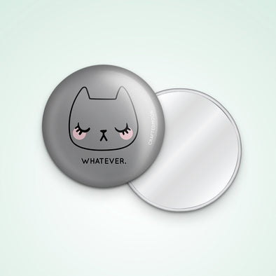 "3"" Whatever Pocket Mirror"