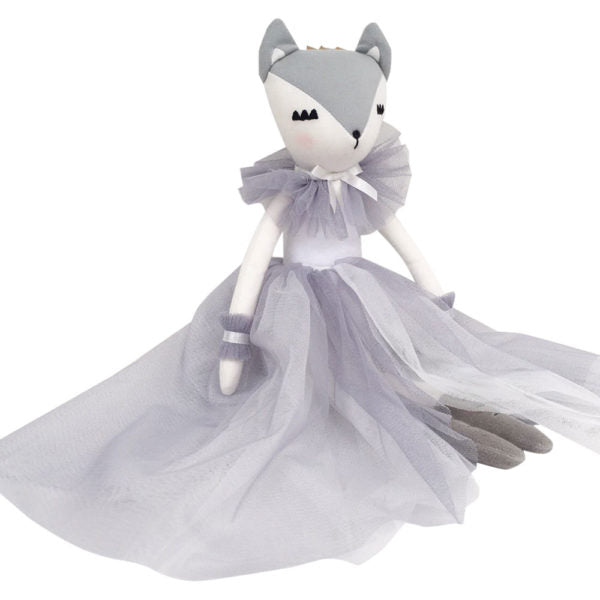 Lily Lashful Fox - Soft Toy