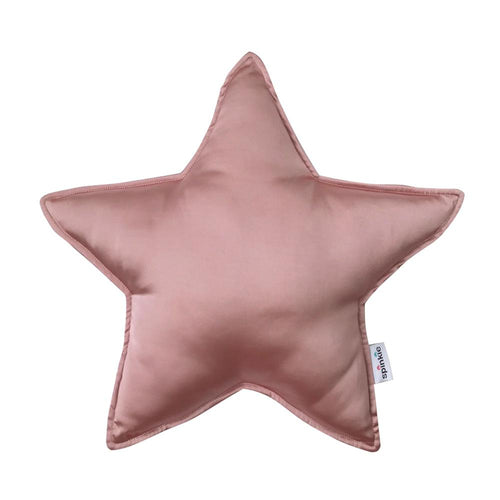 Star Pillow in ROSE GOLD