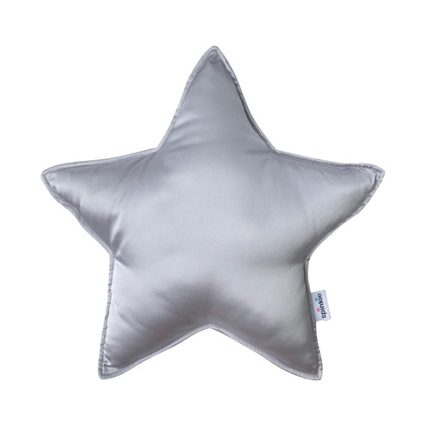 Star Pillow - SILVER