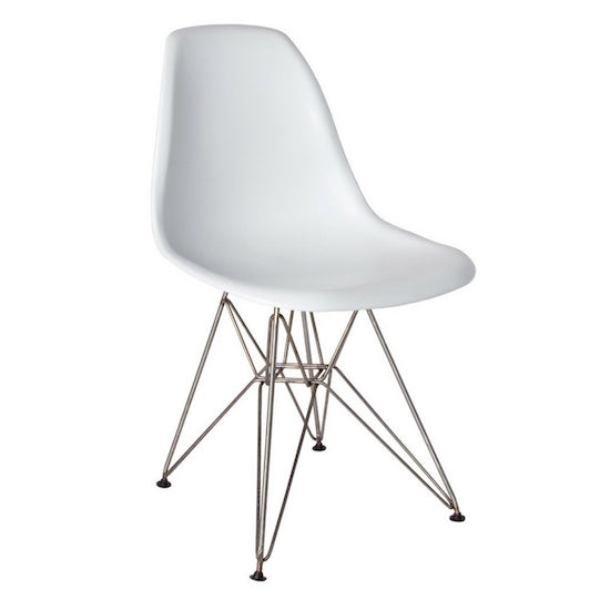 CHARLIE chair in WHITE (KIDS)