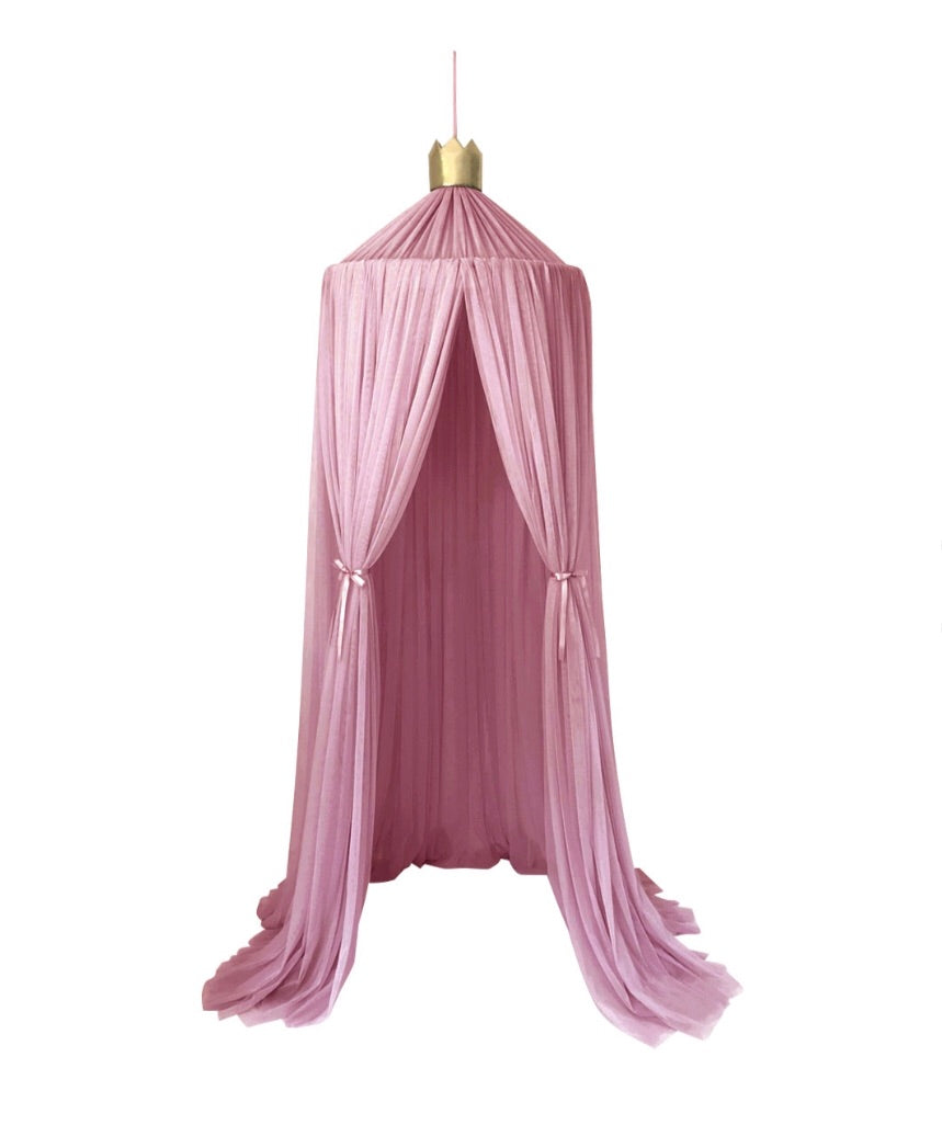 Dream Canopy in BLUSH by Spinkie Baby