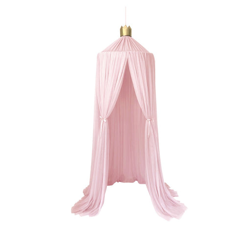 DREAMY Canopy in LIGHT PINK by Spinkie Baby