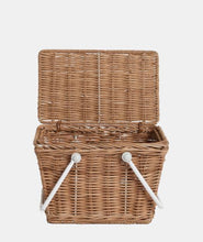 Piki Basket in Natural by Olliella