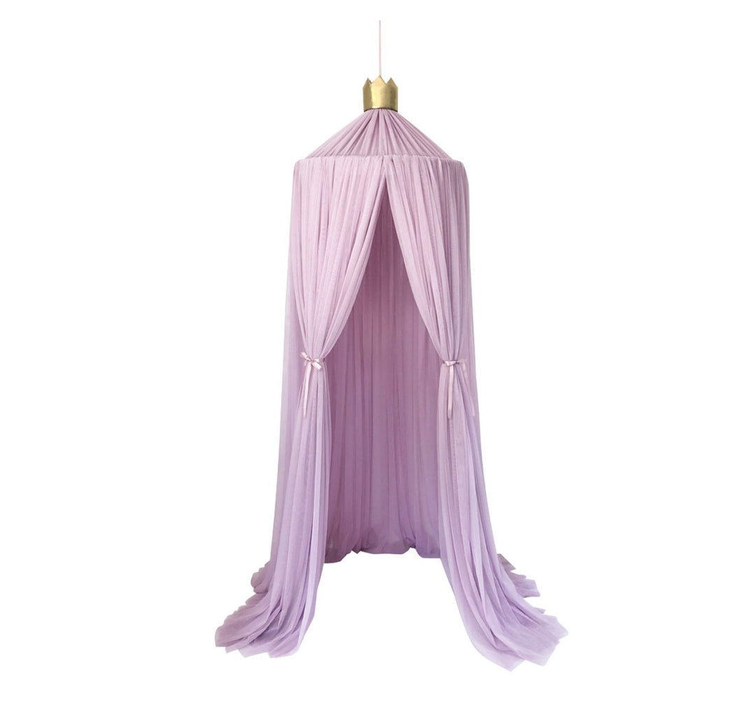 DREAMY Canopy in LILAC by Spinkie Baby