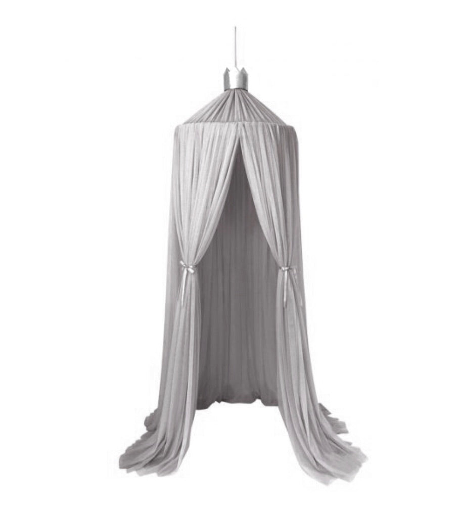 Dreamy Canopy in Oyster by Spinkie Baby