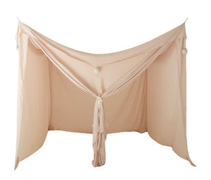 Dreamy Fort in Nude by Spinkie Baby.