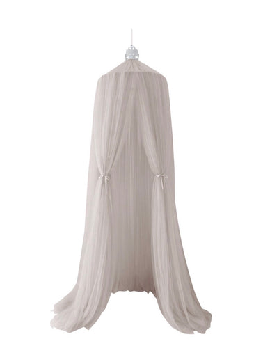 Princess Canopy in Grey by Spinkie Baby