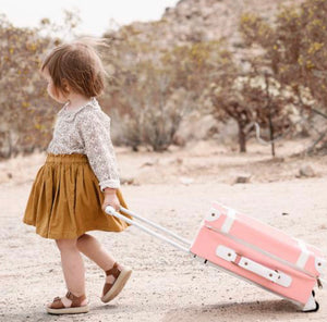 See Ya Later Suitcase by Olliella