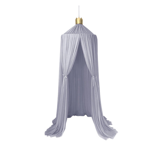 DREAMY Canopy in LIGHT GREY by Spinkie Baby
