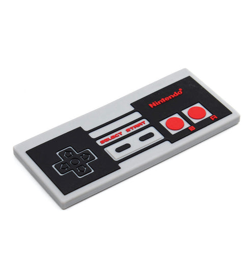 Silicone Teether: NES Controller
