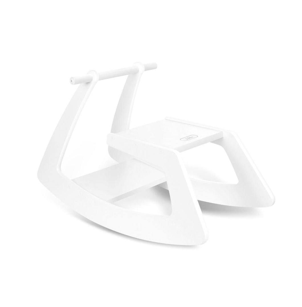 JUPIDUU - ROCKING HORSE in WHITE