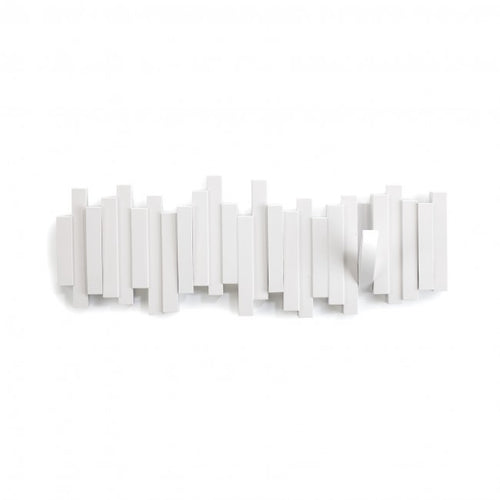 STICKS wall hook in WHITE