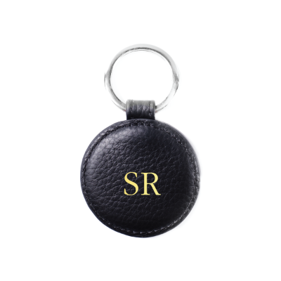 Black Key Ring