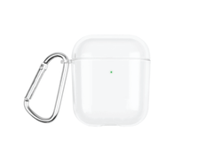 AIRPODS CASE WITH KEYCHAIN