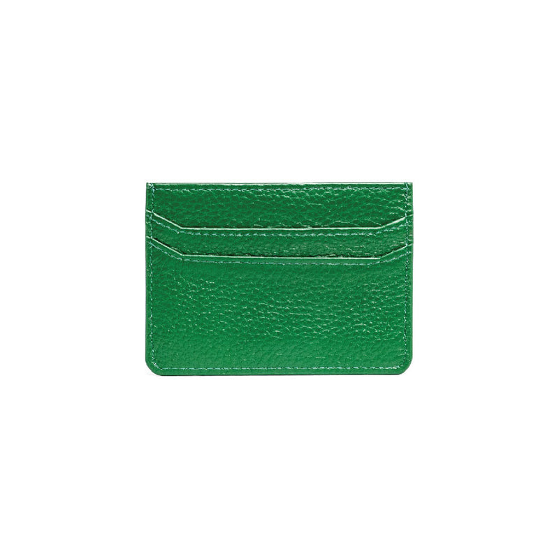 Emerald Card Holder - s-t-a-m-p-a