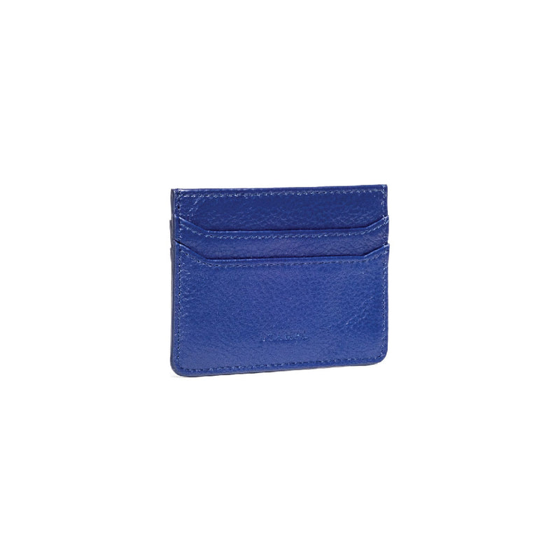 Lapis Blue Card Holder - s-t-a-m-p-a