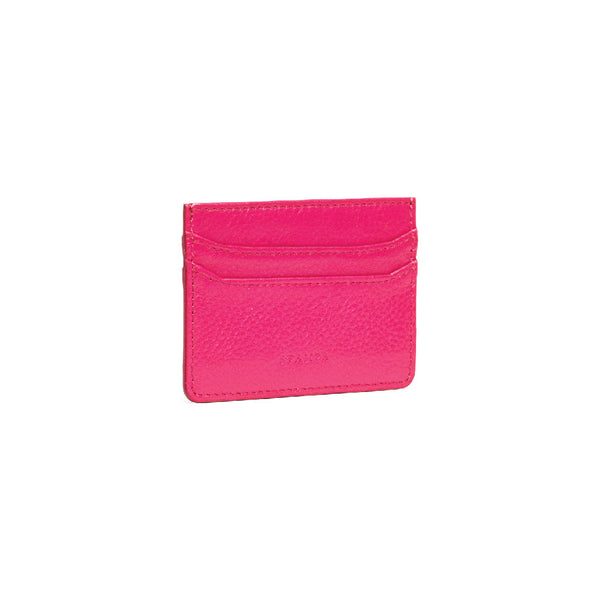 Magenta Card Holder - s-t-a-m-p-a