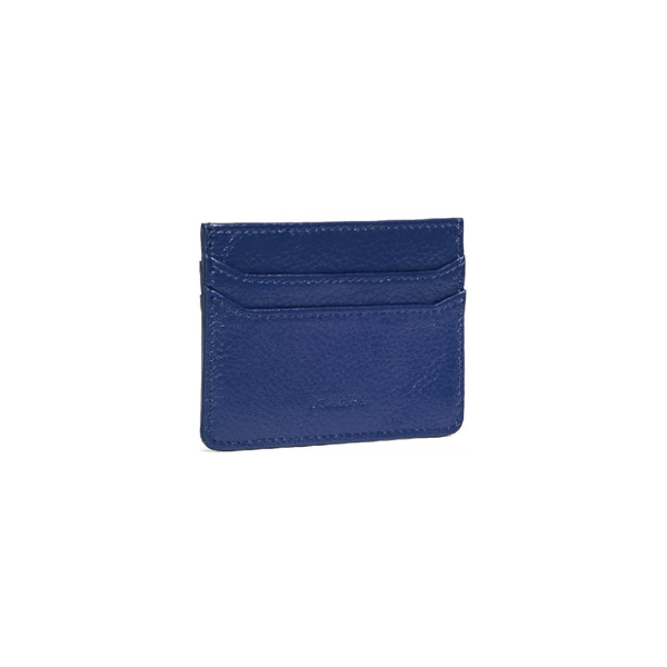 Navy Blue Card Holder