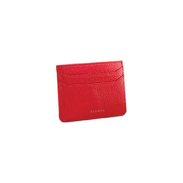 Red Card Holder - s-t-a-m-p-a