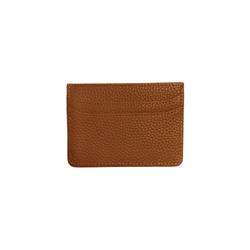 Cognac Card Holder