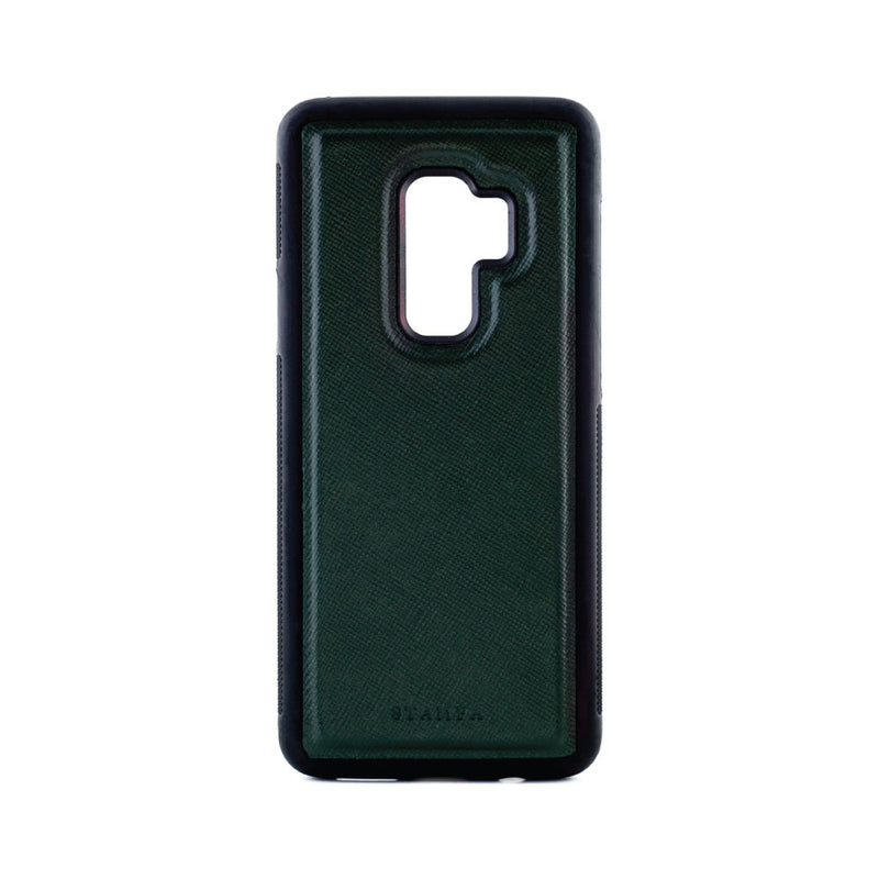 Samsung S9 Plus Army Green - s-t-a-m-p-a
