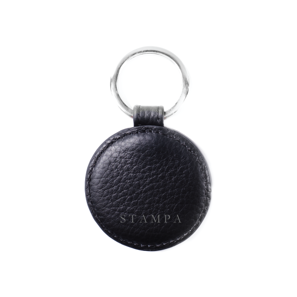 Black Key Ring - s-t-a-m-p-a