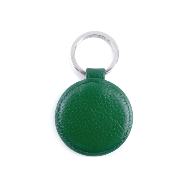 Emerald Key Ring - s-t-a-m-p-a