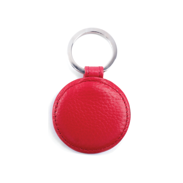 Red Key Ring - s-t-a-m-p-a