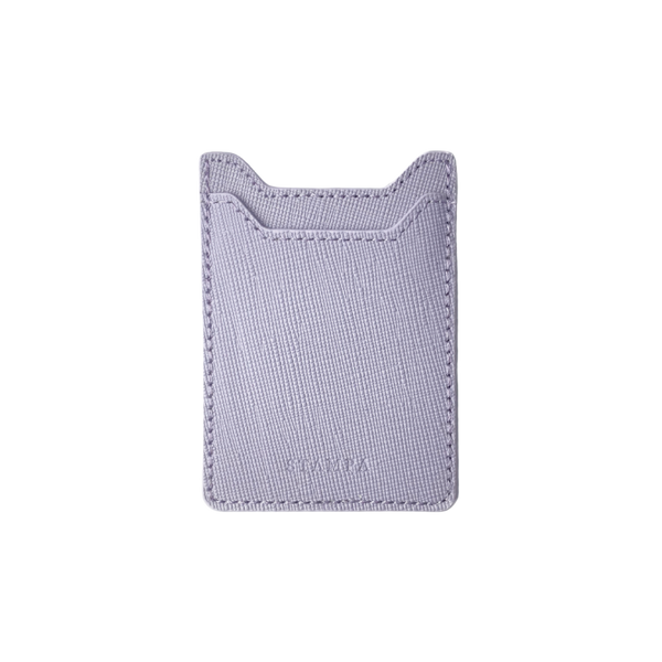 Lilac Phone Card Holder